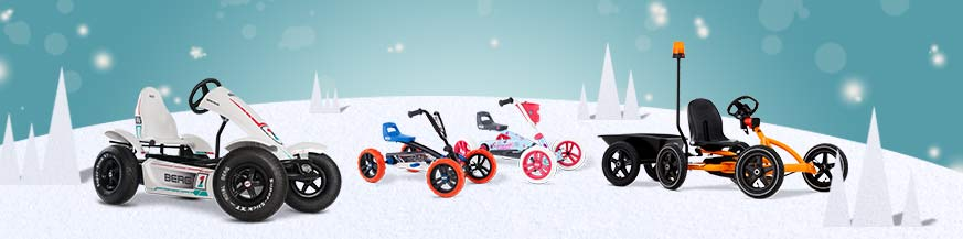 all pedal karts