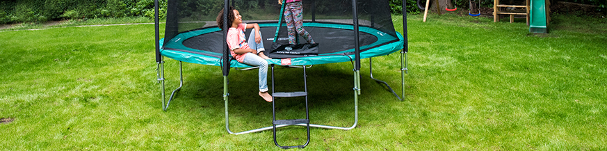 Trampoline accessoires