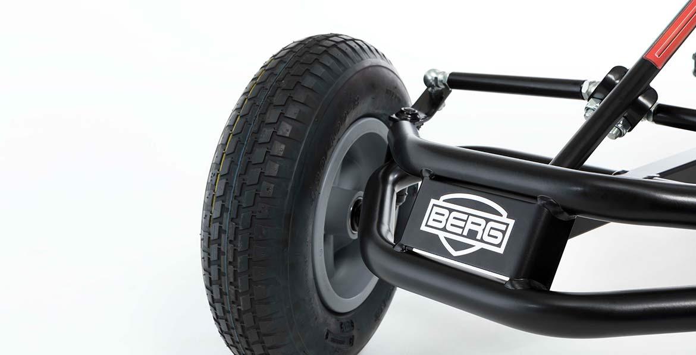 BERG Extra Red BFR