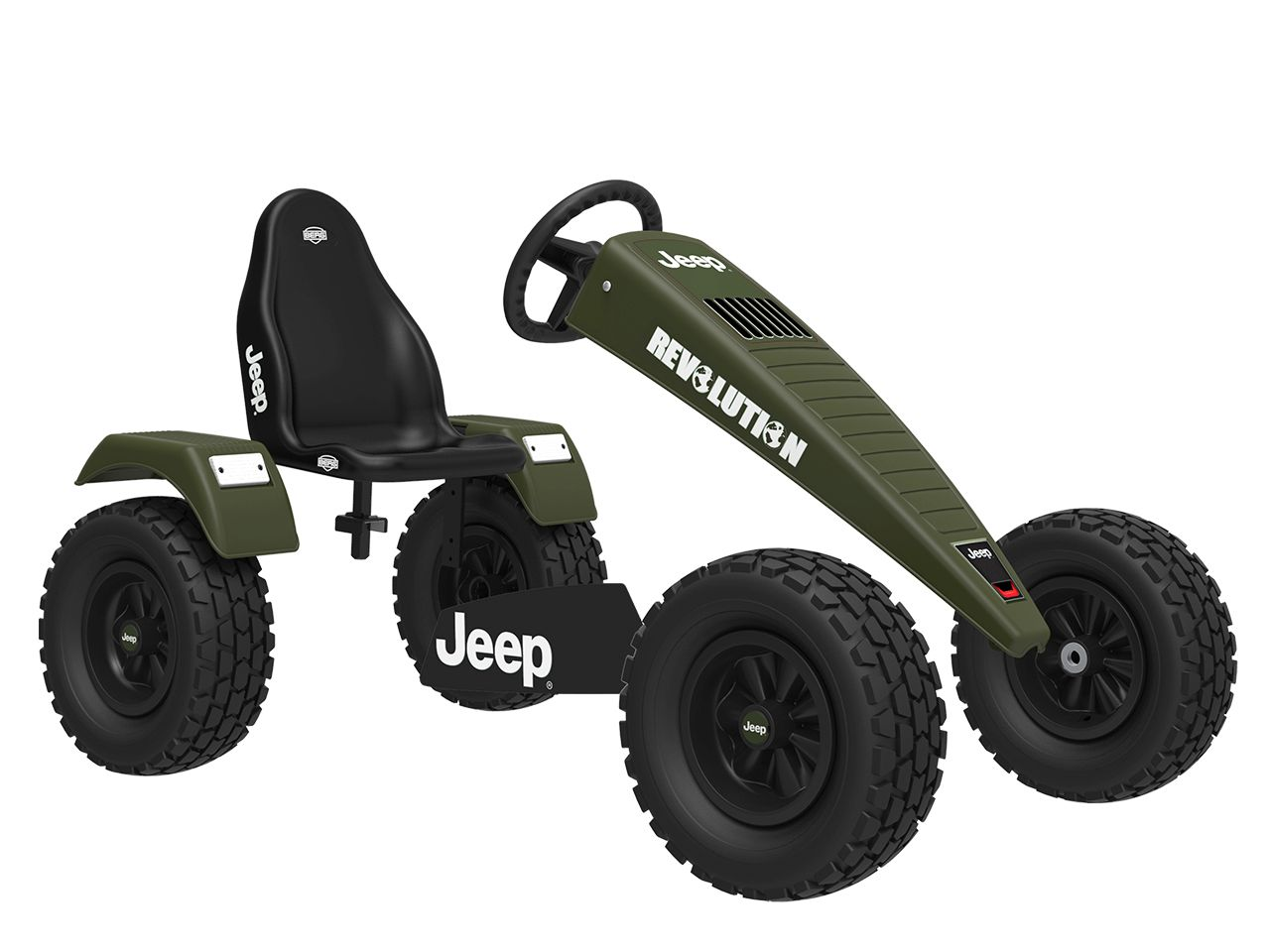 Jeep® Revolution Theme (excl. XL Frame)