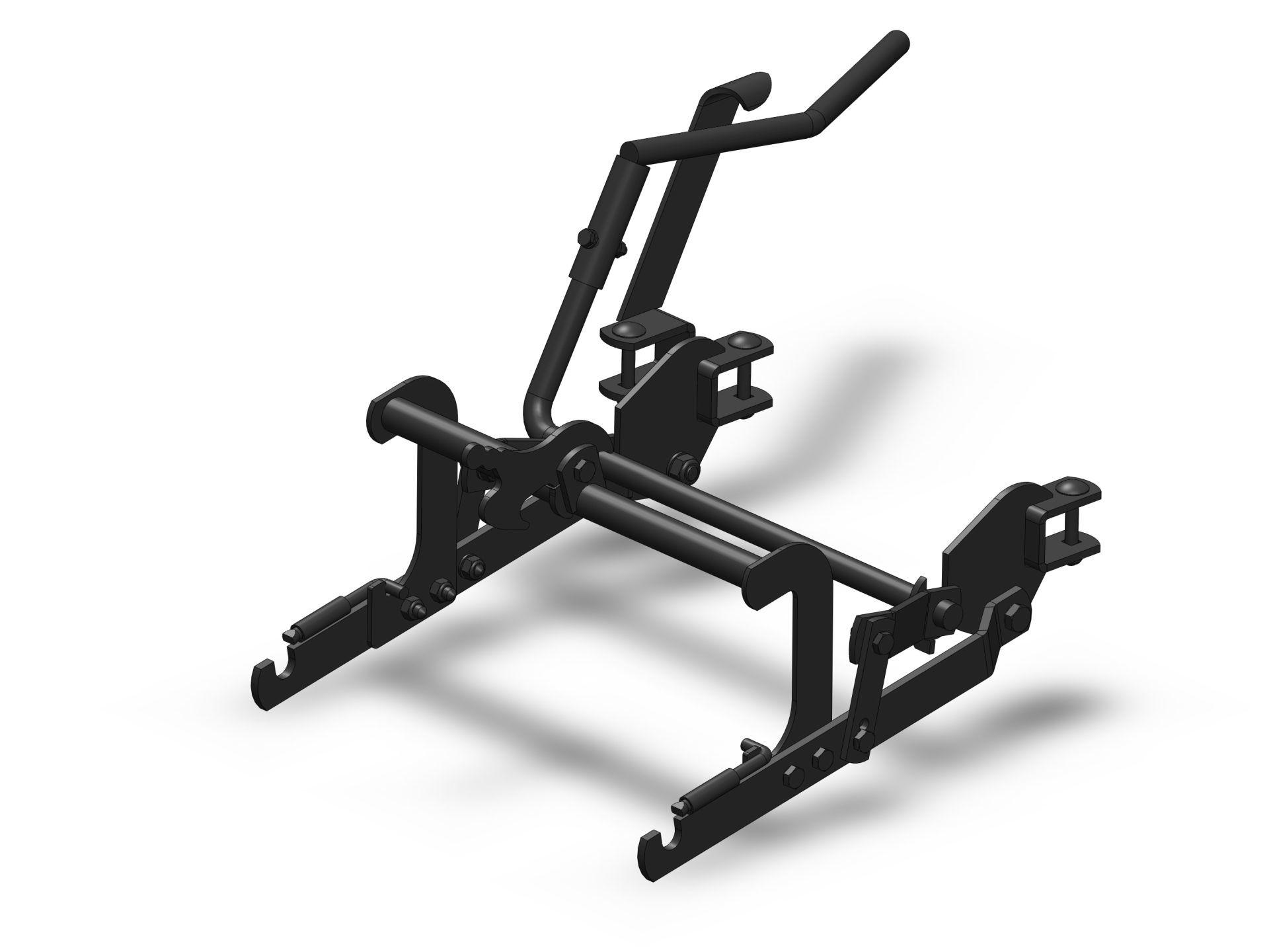 BERG Rear lifting unit