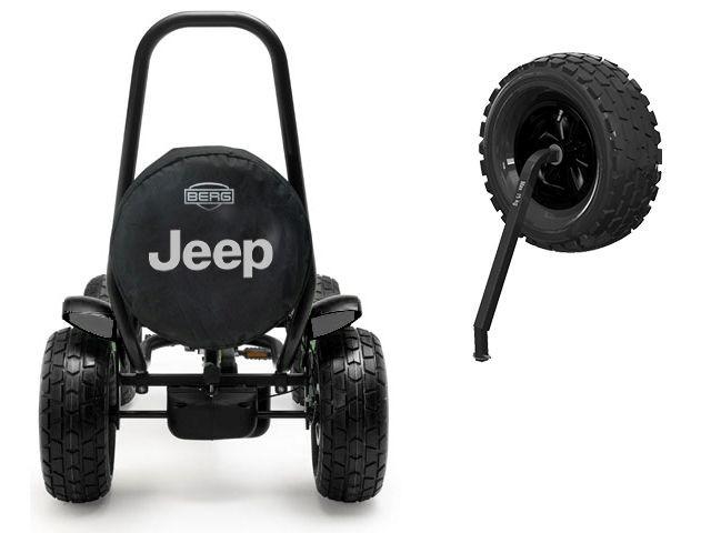 BERG Ersatzrad Jeep®