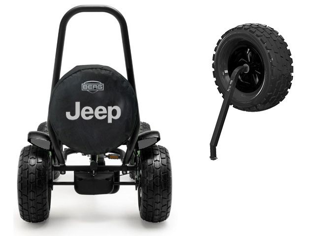 BERG Spare wheel Jeep®