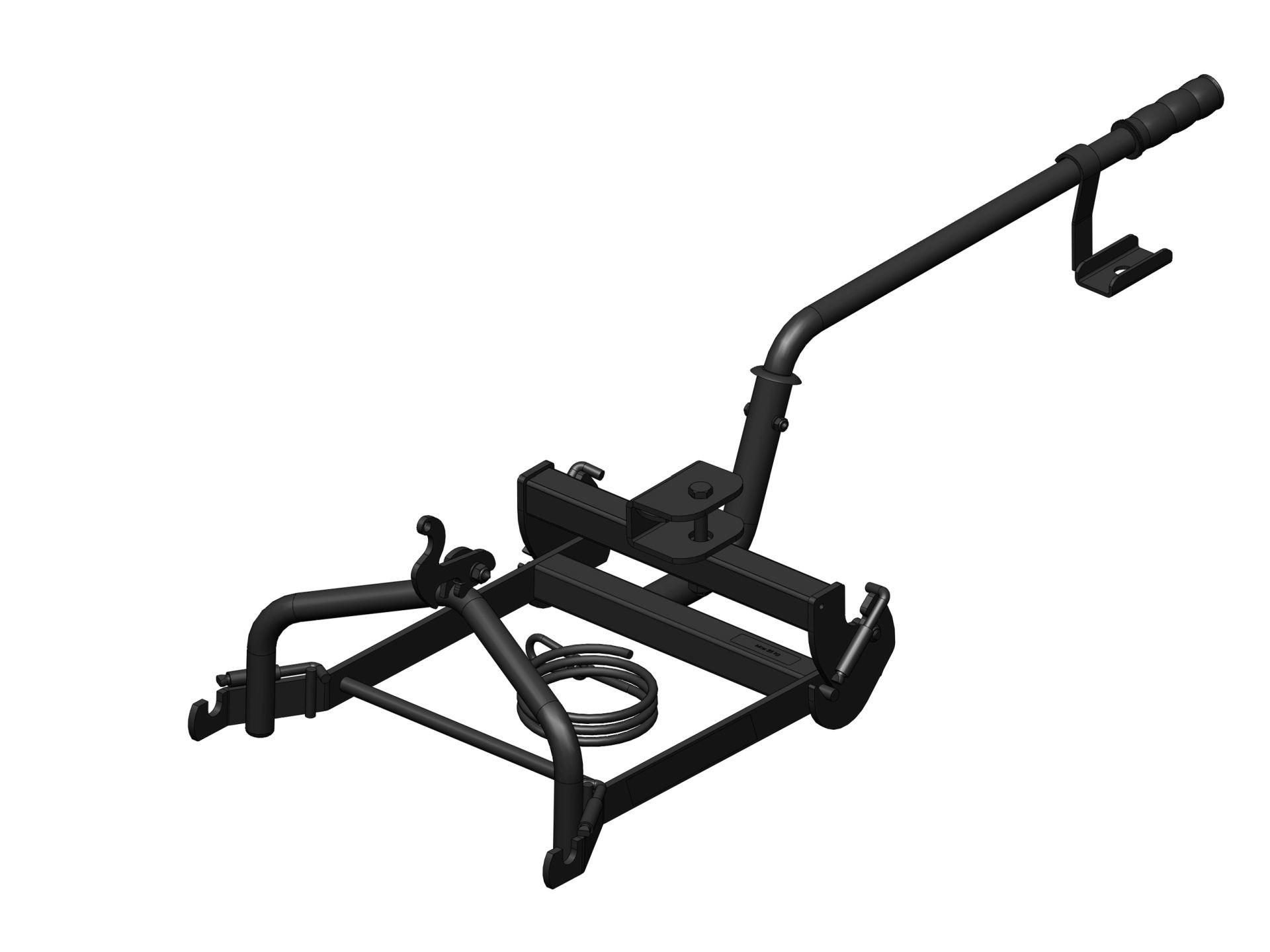 BERG Front lifting unit