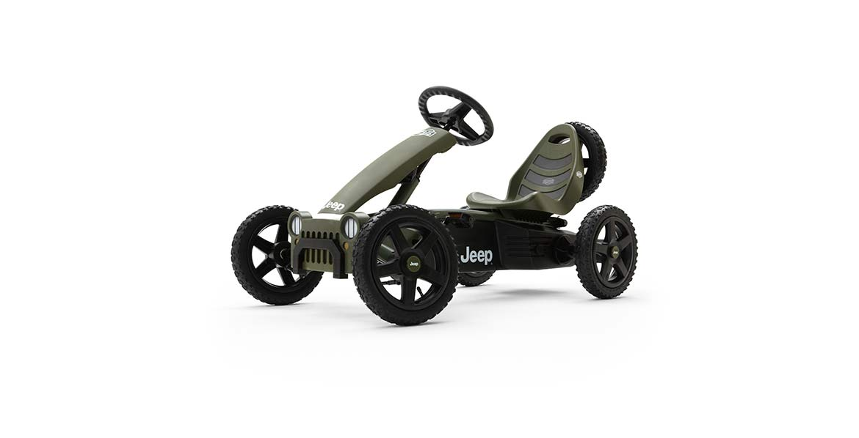 Jeep® Adventure Pedal-Gokart