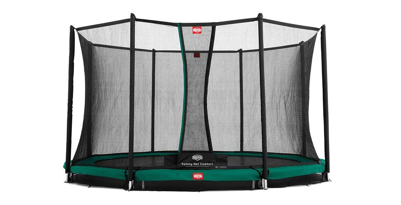 BERG InGround Champion 430 + Safety Net Comfort