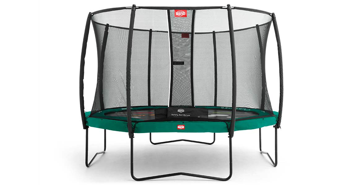 BERG Champion Green 430 Tattoo + Safety Net Deluxe