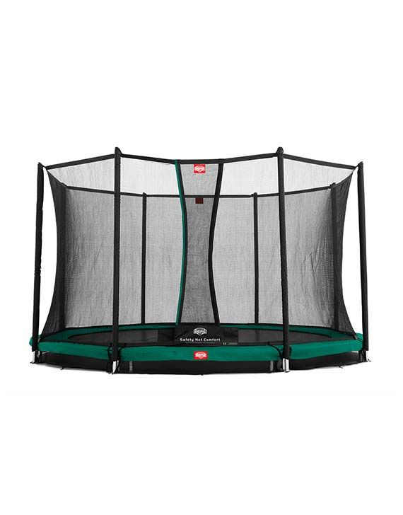 BERG InGround Champion 380 + Safety Net Comfort
