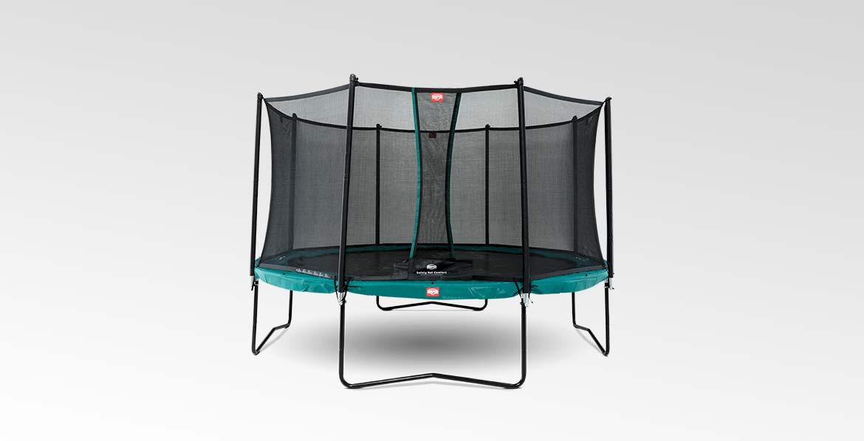 BERG Champion Green 430 + Safety Net Comfort