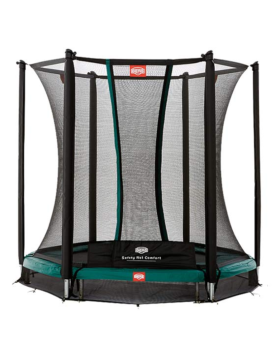 BERG InGround Talent Green 180 + Safety Net Comfort