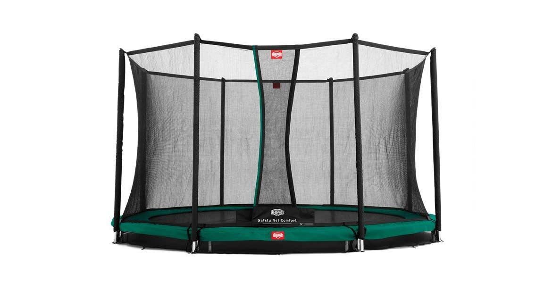 BERG InGround Favorit 330 (11 ft) +Safety Net Comfort (InGr)