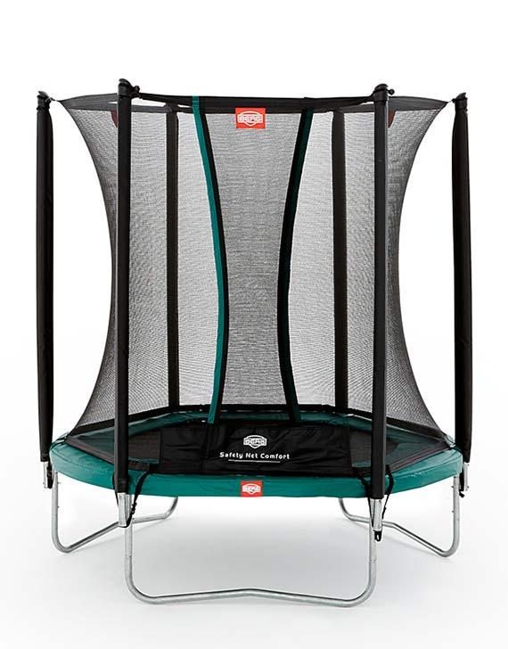 BERG Talent 180 + Safety Net Comfort
