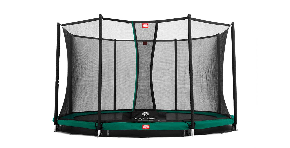 BERG InGround Favorit 430 + Safety Net Comfort (InGr)