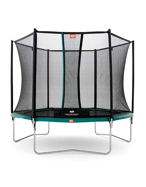 BERG Talent 300 (10 ft) + Safety Net Comfort