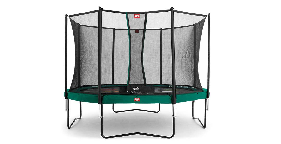 BERG Champion 430 Tattoo + Safety Net Comfort