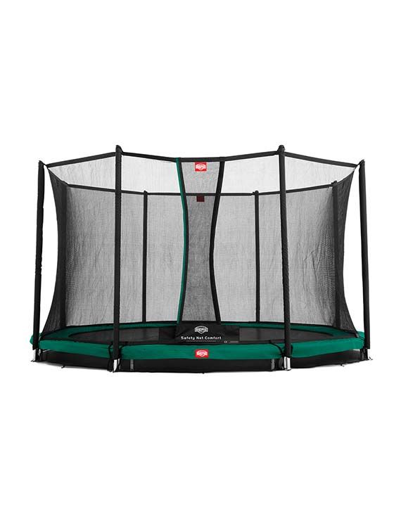 BERG InGround Champion 270  + Safety Net Comfort