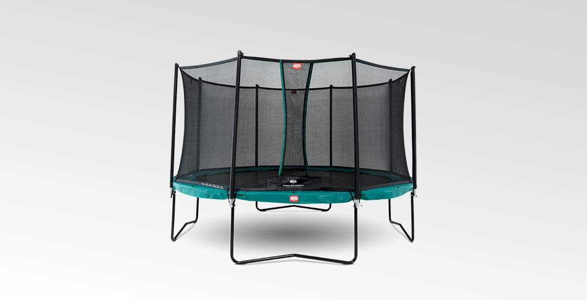 BERG Champion Green 380 + Safety Net Comfort