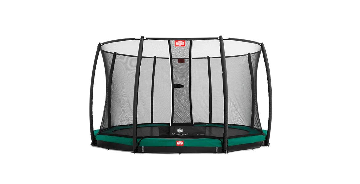 BERG InGround Champion 330 + Safety Net Deluxe