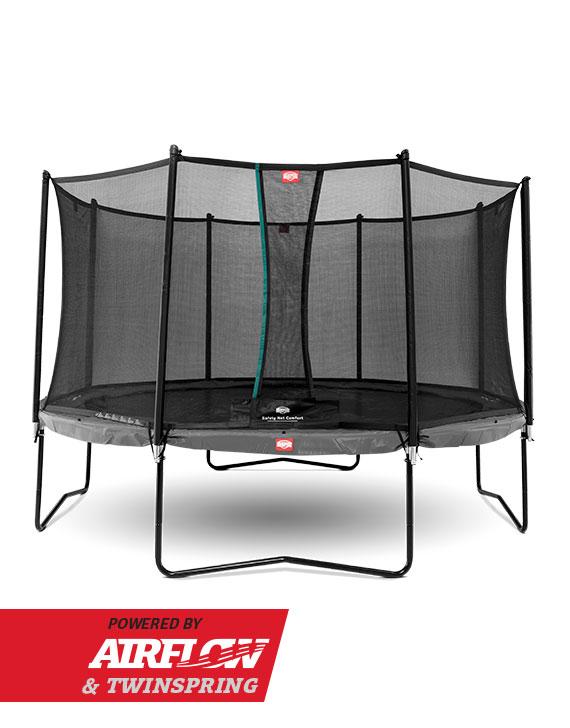 BERG Champion Grey 430 + Safety Net Comfort