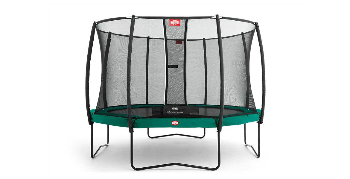 BERG Champion 330 + Safety Net Deluxe