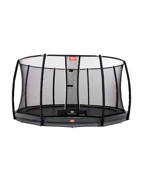 BERG InGround Champion Grey 430 + Safety Net Deluxe