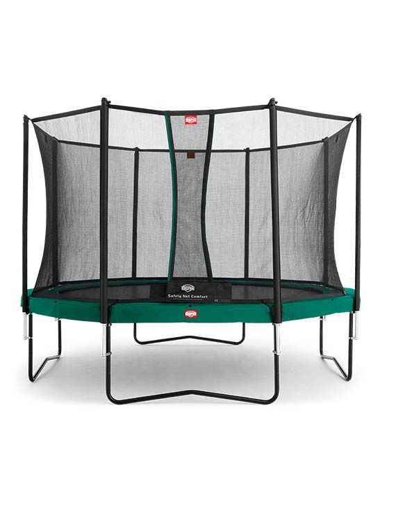 BERG Champion 430 + Safety Net Comfort