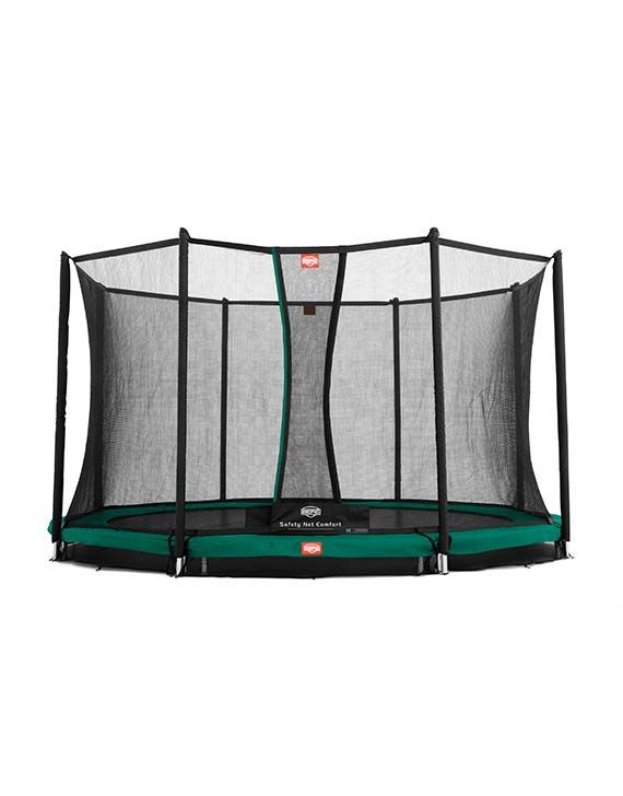 BERG InGround Favorit 380 + Safety Net Comfort (InGr)