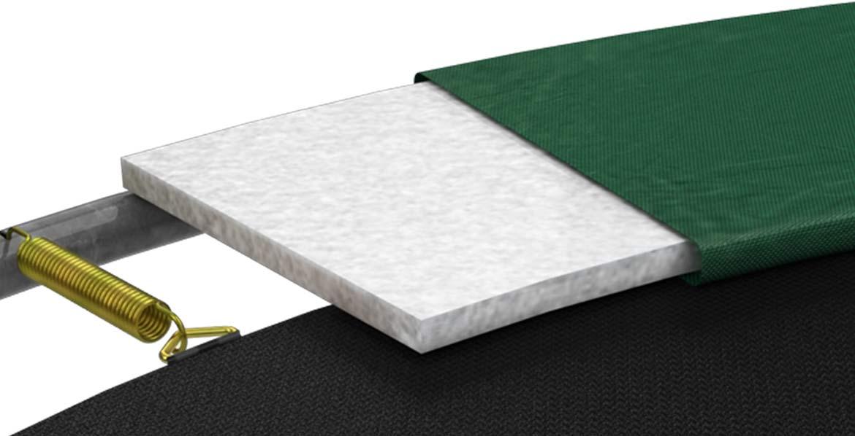 BERG InGround Talent Green 240 + Safety Net Comfort