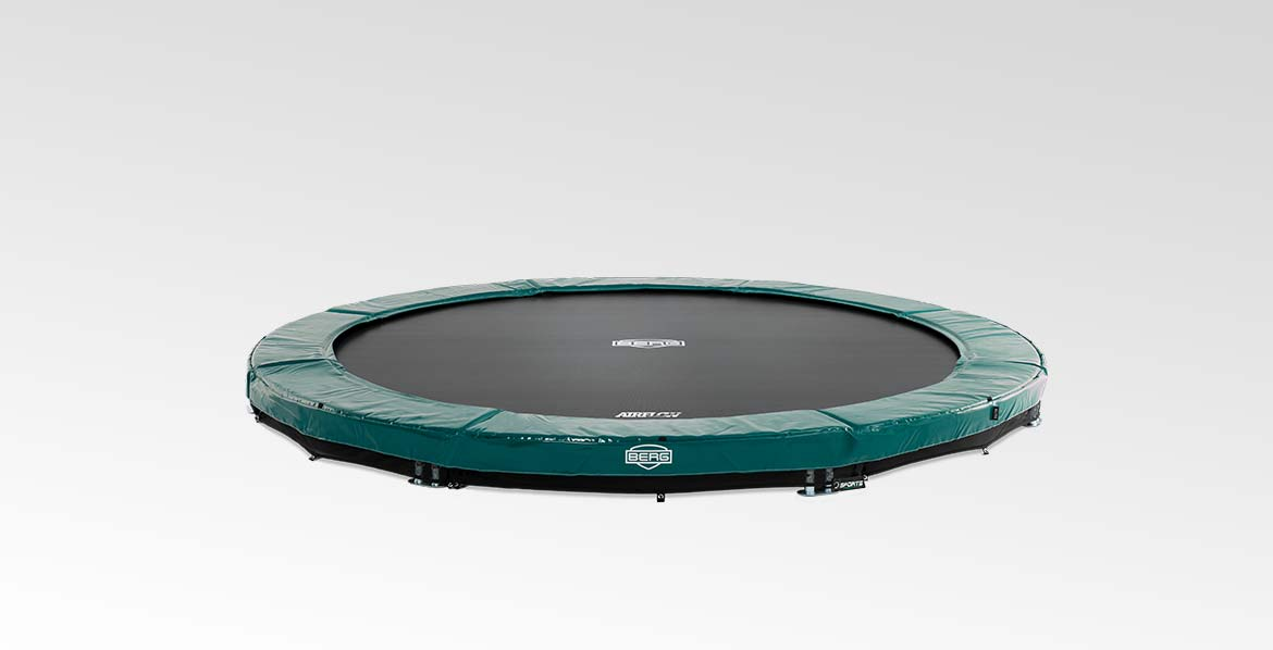 BERG InGround Elite Green 380 (12,5ft)