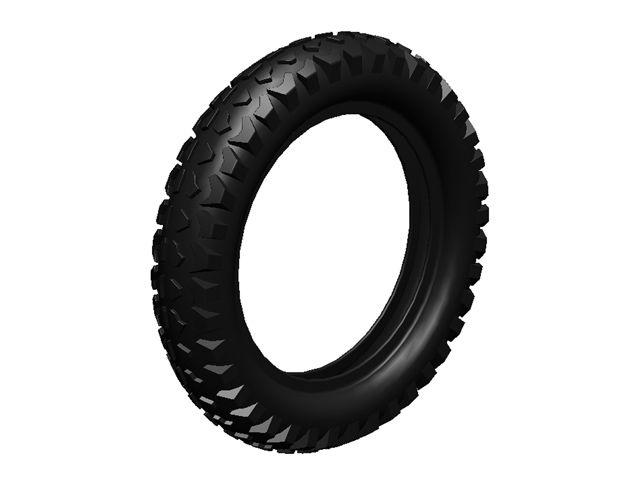 Tire 12.5x2.25-8 all terrain