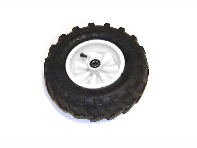 Wheel white 400/140-8 Farm left