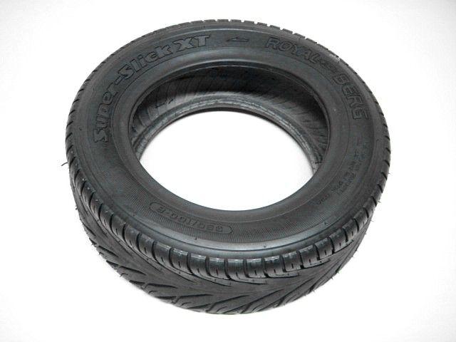 Tire 350/100-8 slick
