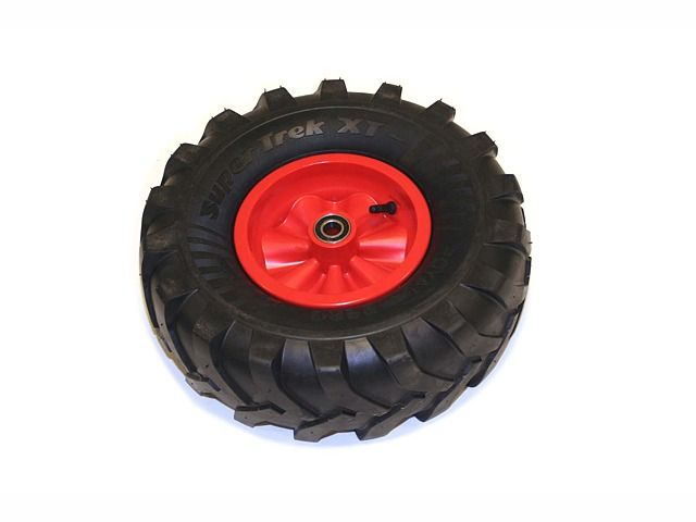 Wheel red 460/165-8 Farm right