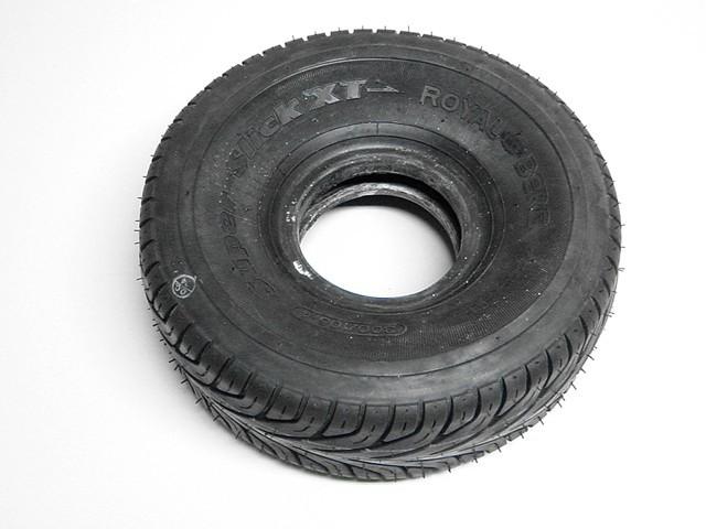 Tire 300/105-4 slick