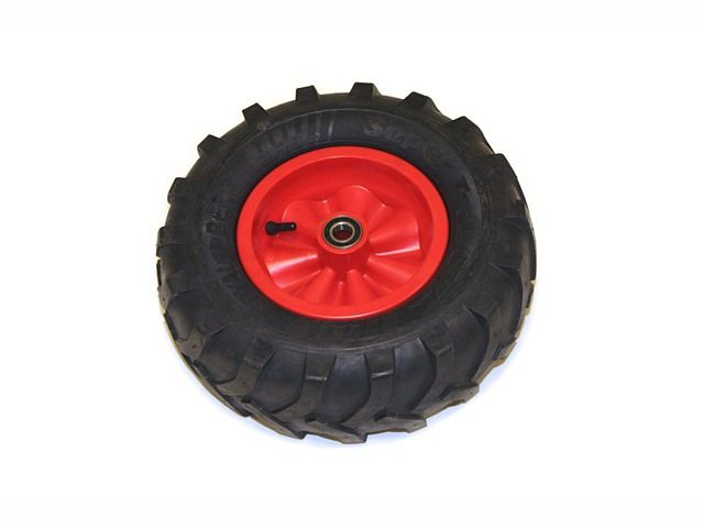 Wheel red 400/140-8 Farm left
