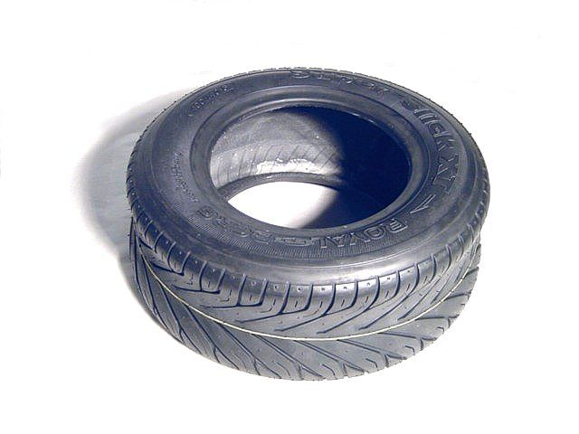 Tire 400/140-8 slick
