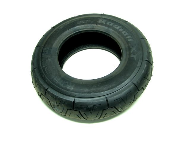 Tire 400/100-8 radiall