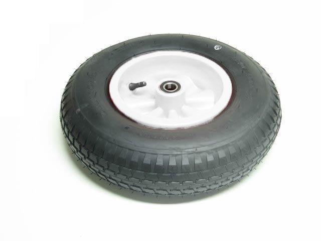 Wheel white 4.80/400-8