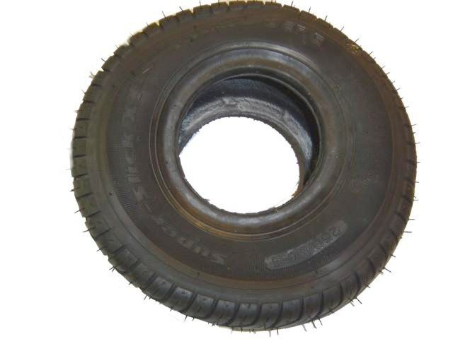 Tire 250/80-4 slick