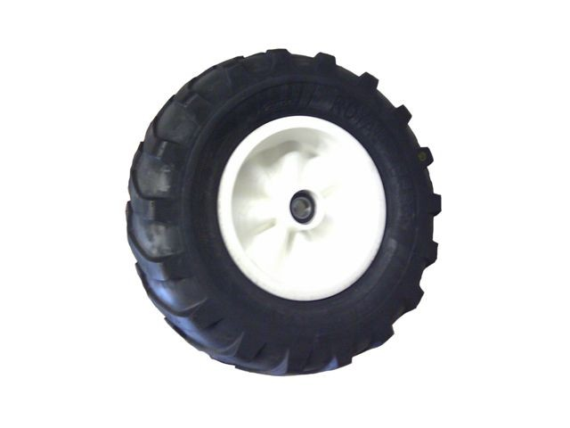 Wheel white 400/140-8 Farm right