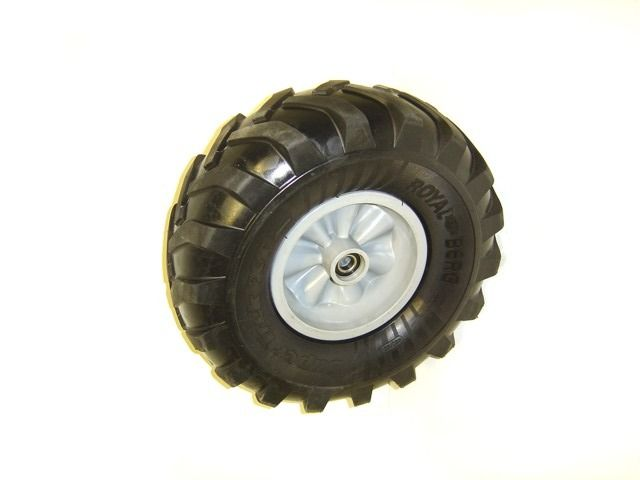 Wheel grey 400/140-8 Farm left