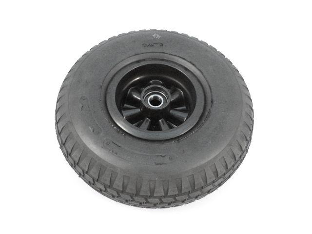 Wheel black 4.00-6