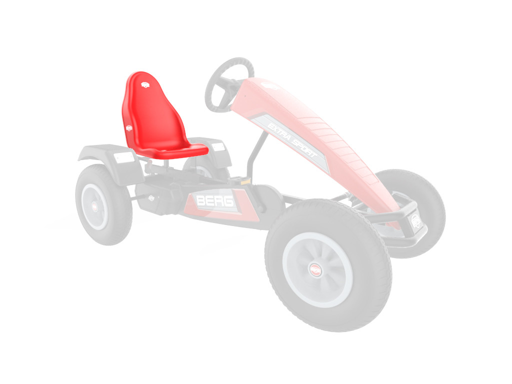 XL Frame - Seat red