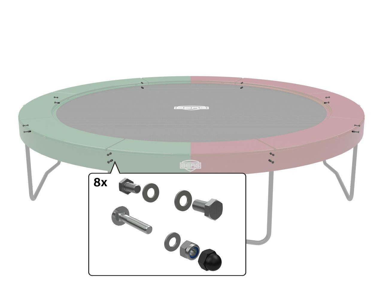 Elite+ - Fasteners T-section