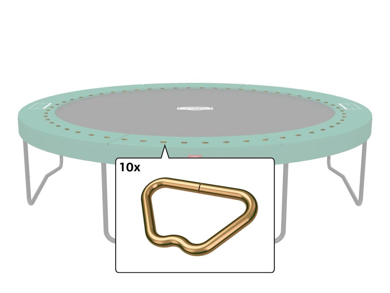 Champion - Veeroog voor springdoek (TwinSpring Gold) (10x)