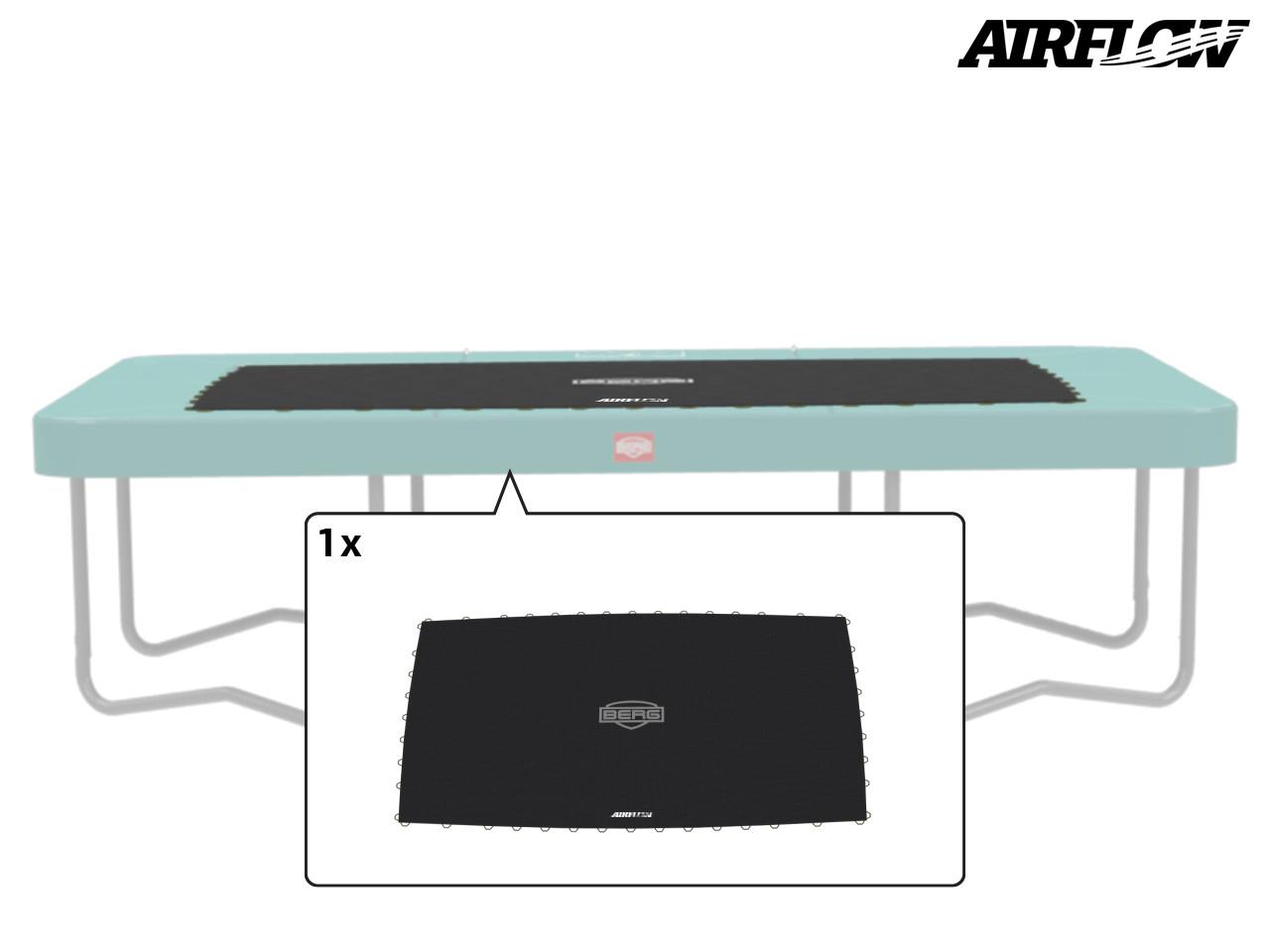 EazyFit - Jump mat (TwinSpring, AIRFLOW)