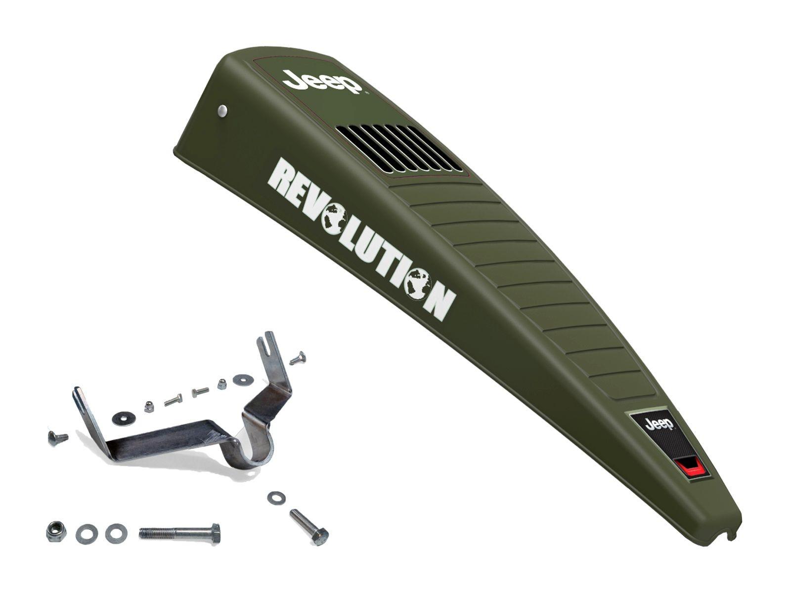 XL Frame - Spoiler Jeep® Revolution