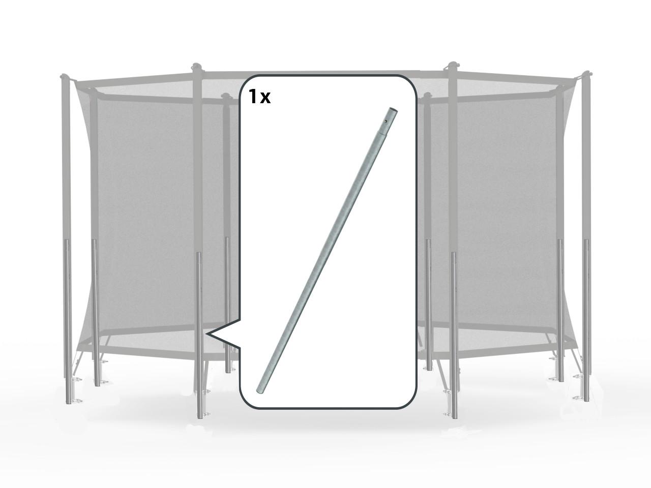 Safety Net Comfort - Lower tube + springbracket