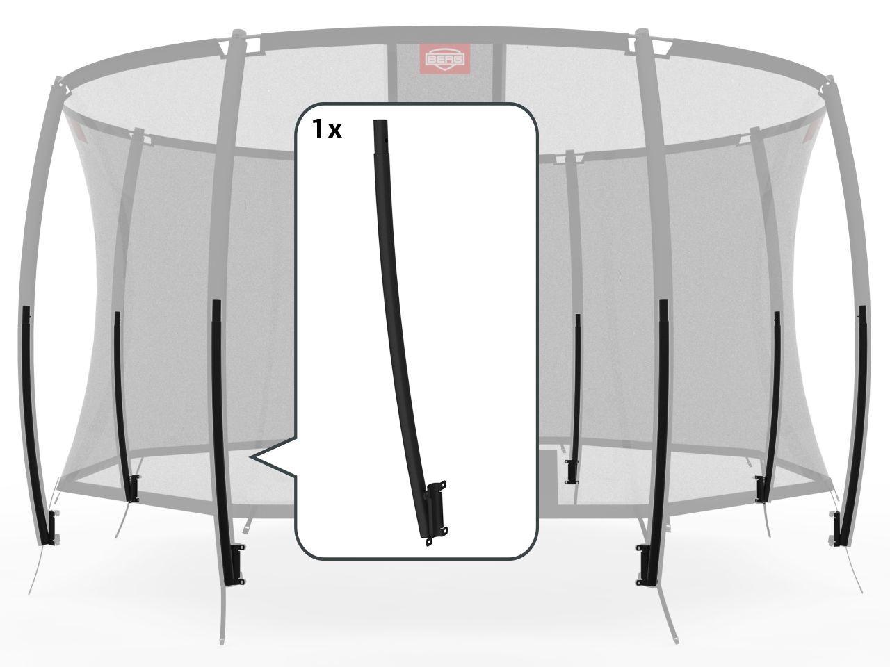 Safety Net Deluxe - Lower tube welded