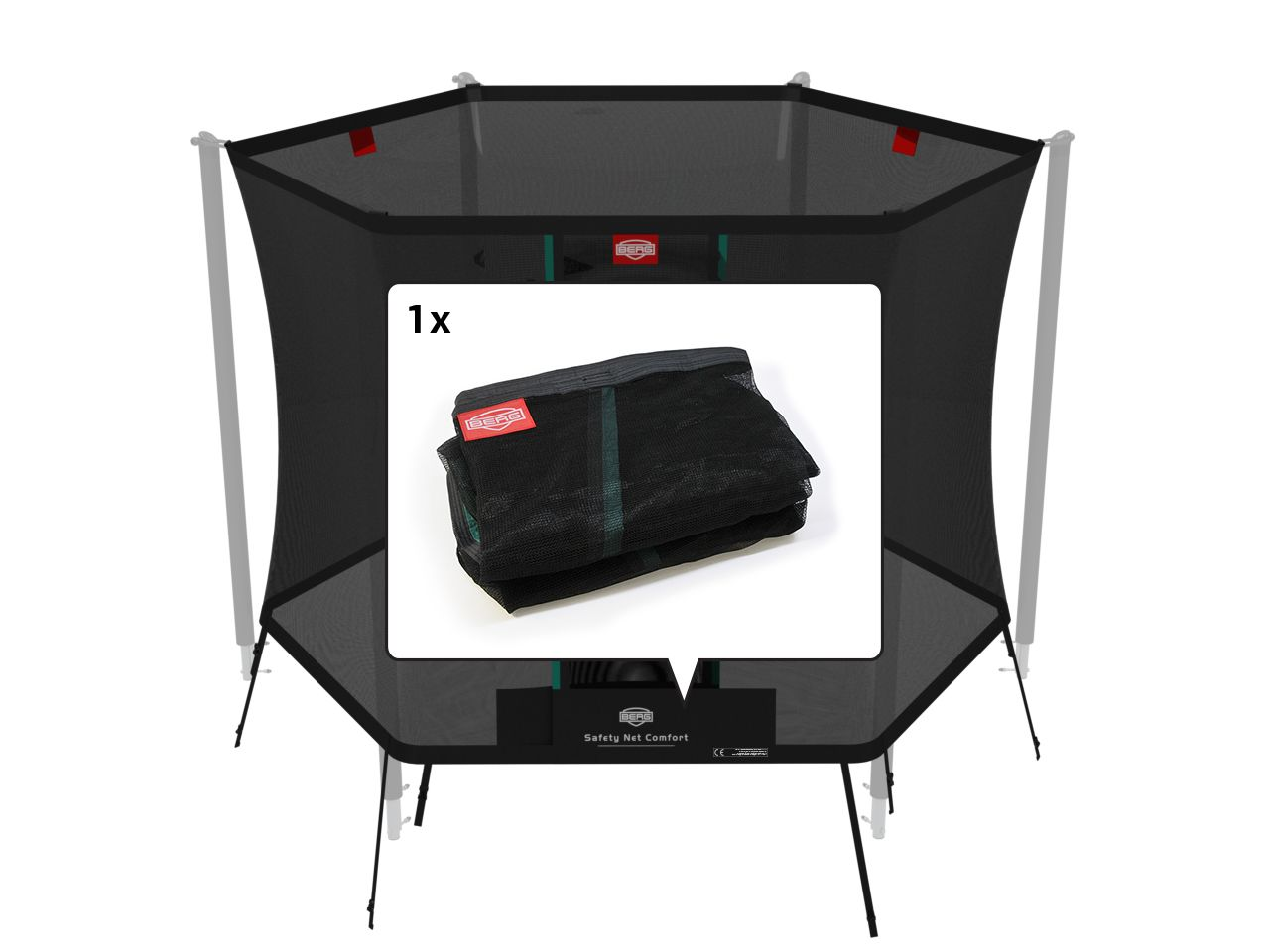 Safety Net Comfort - Netting 180 (6ft)